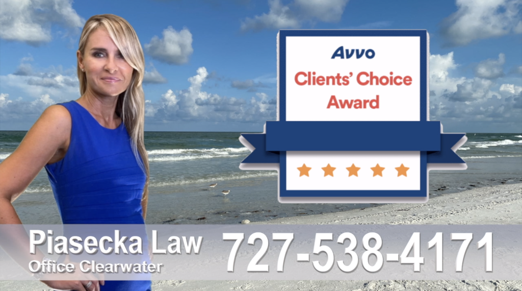 Tampa Polish, attorney, lawyer, clients, reviews, award, avvo